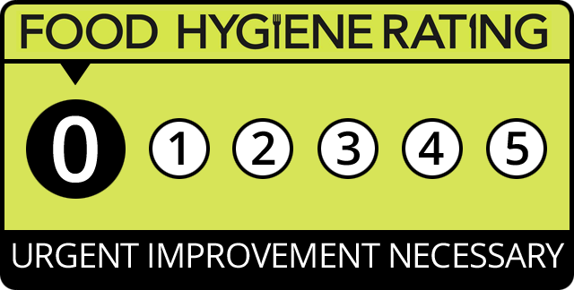 Food Hygiene Rating for Shreeji News