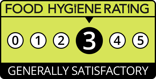 Food Hygiene Rating for At The Pool Cafe, North Yorkshire