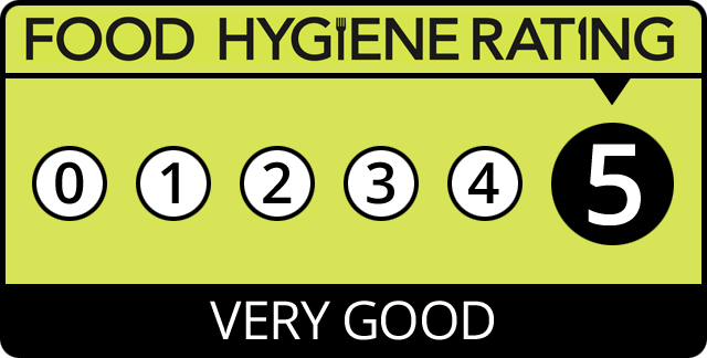 Food Hygiene Rating for Garden Pizza Company
